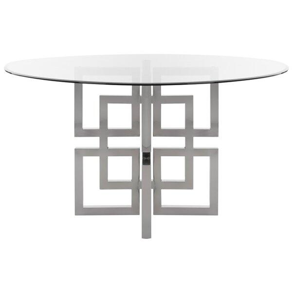 Turner Dining Table By Orren Ellis