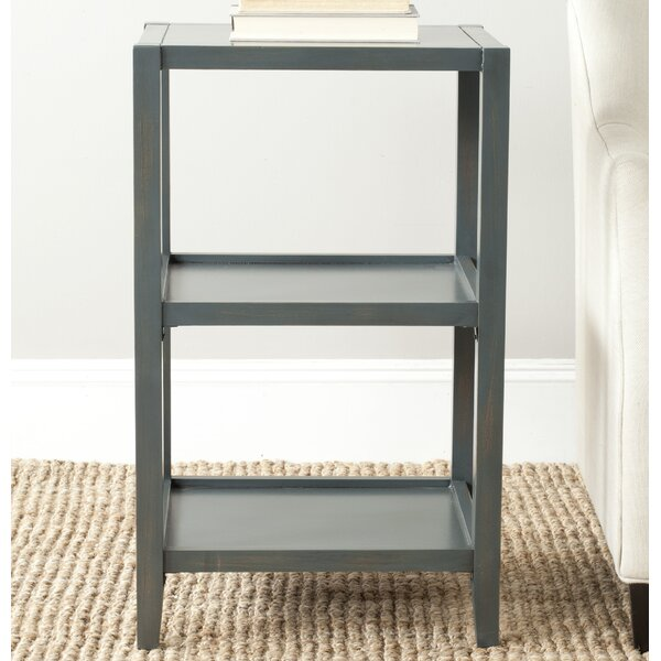 Tussilage Etagere Bookcase by Lark Manor