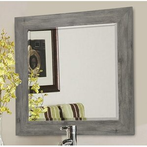 Barnwood Wall Mirror