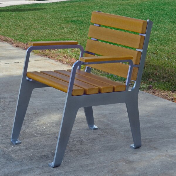 Plaza Patio Dining Chair by Frog Furnishings