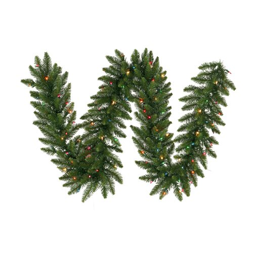 Camdon Fir Artificial Christmas Garland by Vickerman