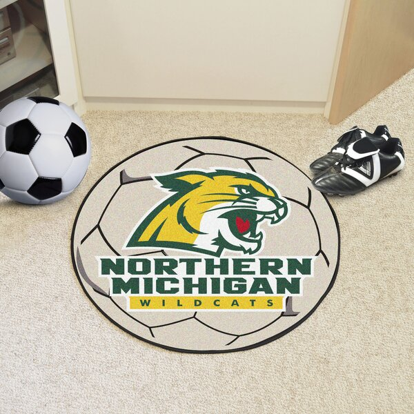 NCAA Northern Michigan University Soccer Ball by FANMATS