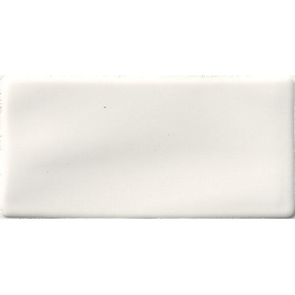 3 x 6 Ceramic Subway Tile in Whisper White by MSI