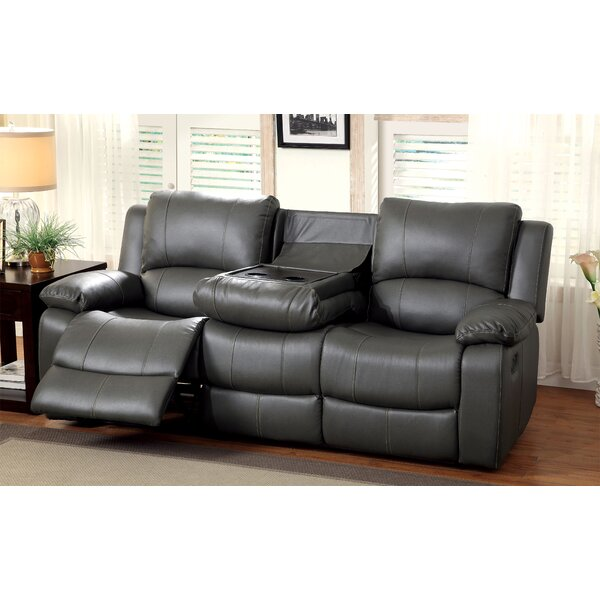 Wellersburg Reclining Sofa by Darby Home Co