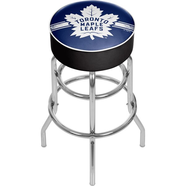 NHL 31 Swivel Bar Stool by Trademark Global
