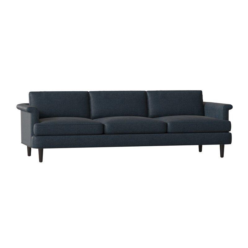 Wayfair Custom Upholstery Carson Sofa Amp Reviews Wayfair