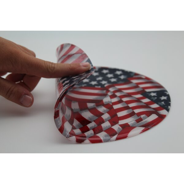 Americana Trivet by Andreas Silicone Trivets