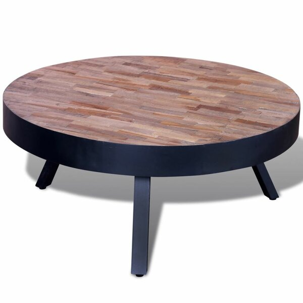 Edgebrooke Solid Wood Coffee Table By Wrought Studio