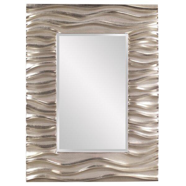 Bright Accent Mirror by Orren Ellis