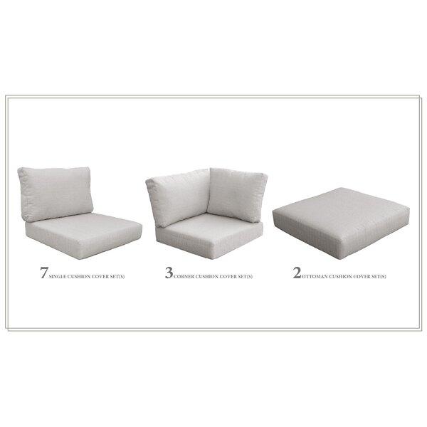 25 Piece Indoor/Outdoor Cushion Set by Sol 72 Outdoor Sol 72 Outdoor