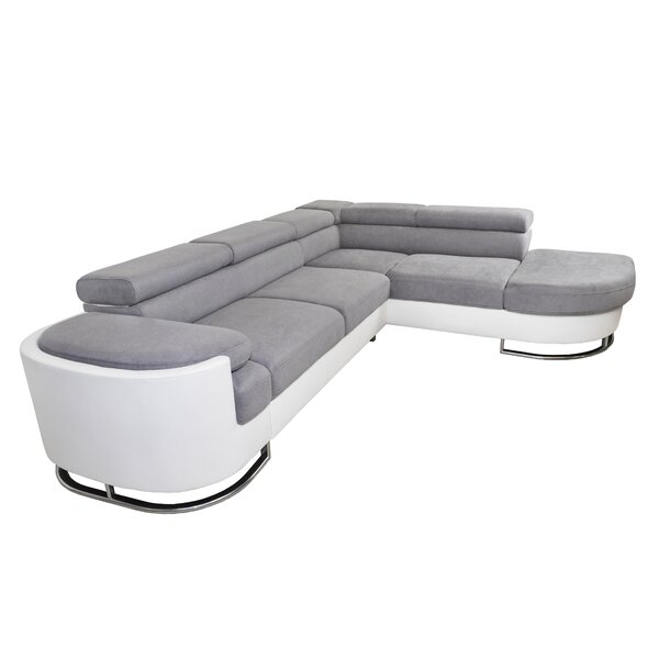 Tyisha Sleeper Sectional by Orren Ellis
