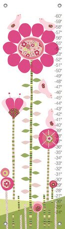 Afternoon Gossip Growth Chart by Oopsy Daisy