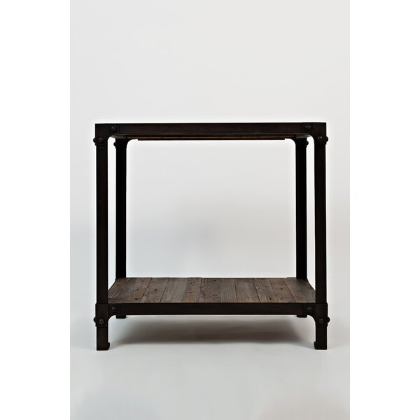 Chris Chairside End Table by Millwood Pines