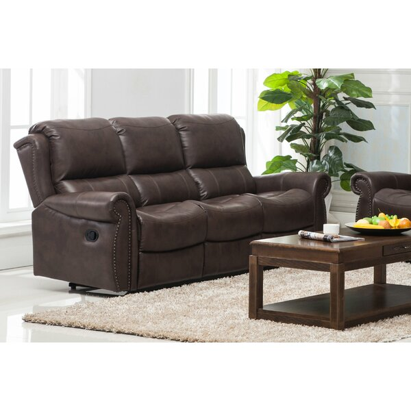 Cavazos Reclining Sofa by Red Barrel Studio
