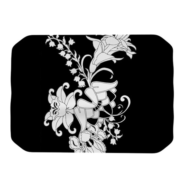 My Garden Placemat by KESS InHouse