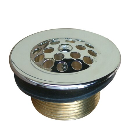 Made to Match  Grid Shower Drain by Kingston Brass