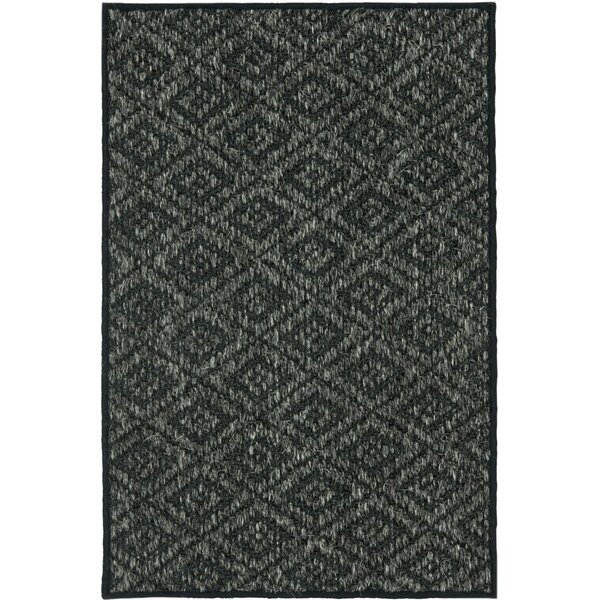 Lexington Charcoal Area Rug by Wrought Studio