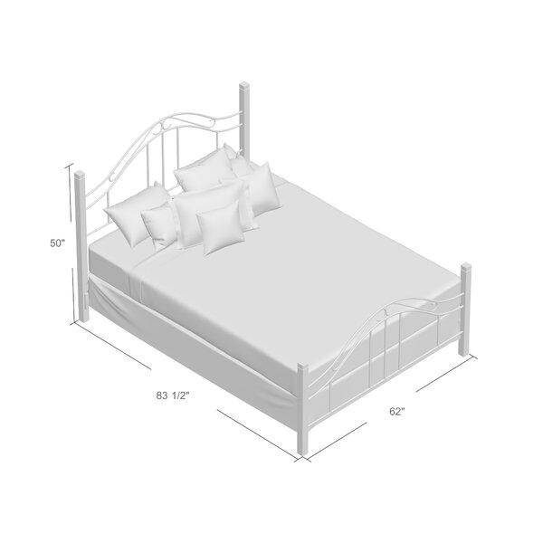 Best Design Chittim Standard Bed By Loon Peak Top Reviews