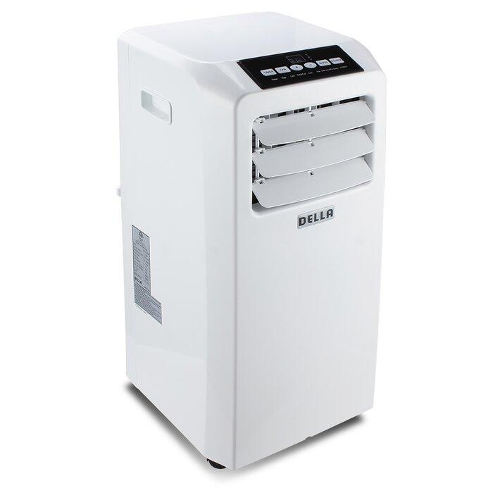 Range Ft Danby 6,000 BTU 24-Hour Programmable Window Air Conditioner 250 Sq