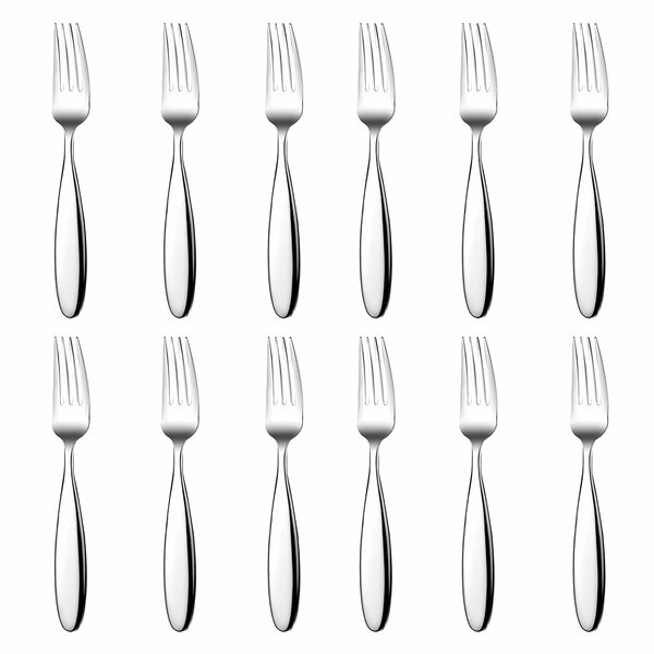 Silverware Dinner Fork (Set of 12) by D&M
