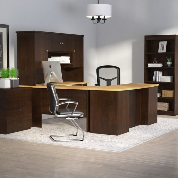 Independence Executive Desk Office Suite by Red Barrel Studio