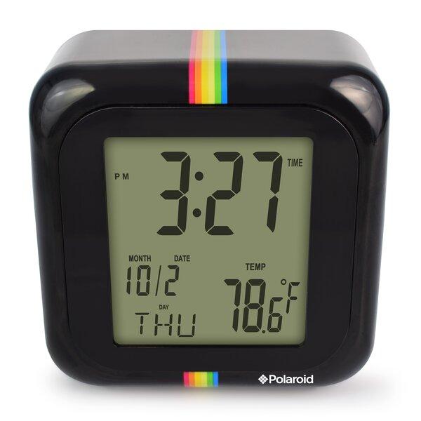 Desktop Digital Clock by Polaroid