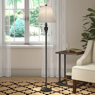 Reviews Wyoming 58 Traditional Floor Lamp By Charlton Home