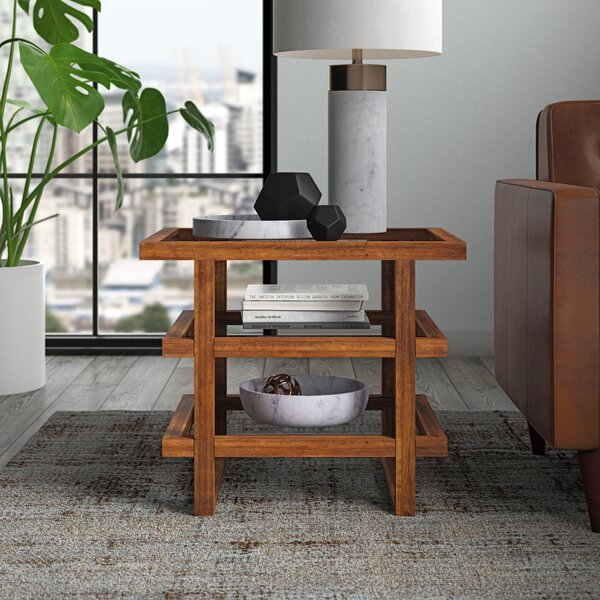 Mcwhorter End Table by Mercury Row