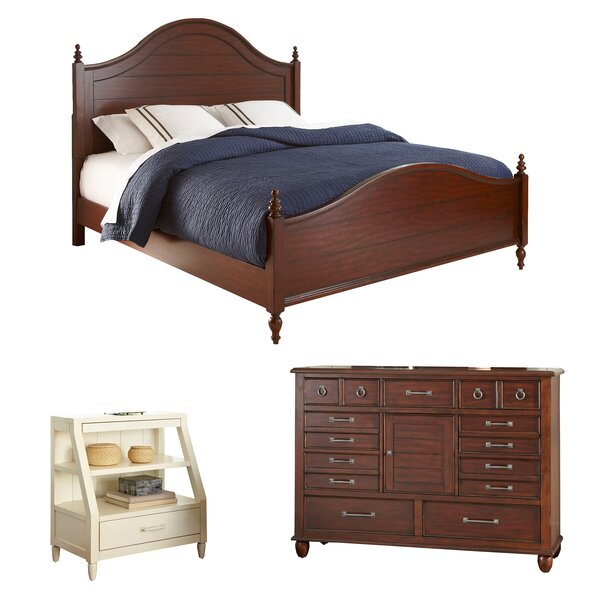 Reeves Panel Configurable Bedroom Set by Birch Lane™