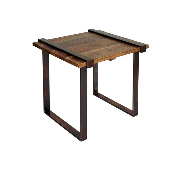 Bridgeview End Table by Trent Austin Design