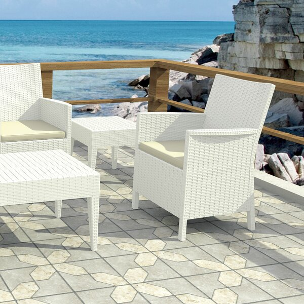 Guth California Resin Wickerlook Chair (Set of 2) by Ivy Bronx