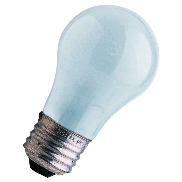 40W Blue 120-Volt Incandescent Light Bulb by FeitElectric