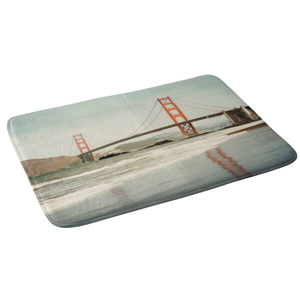 Bree Madden Bakers Beach Bath Rug
