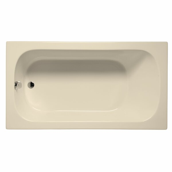 Sanibel 60 x 32 Air/Whirlpool Bathtub by Malibu Home Inc.