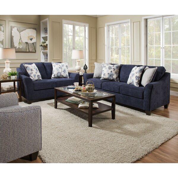 Merton Configurable Living Room Set by Alcott Hill