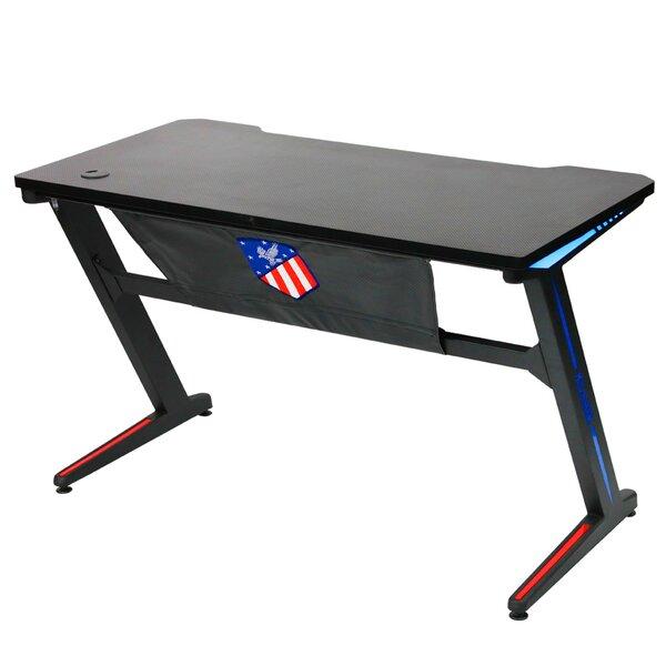 Z-Shaped Gaming Desk