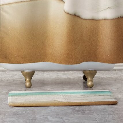 Beach Bath Rug by East Urban Home