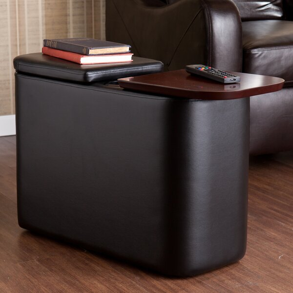 Murphy End Table with Storage by Wildon Home®