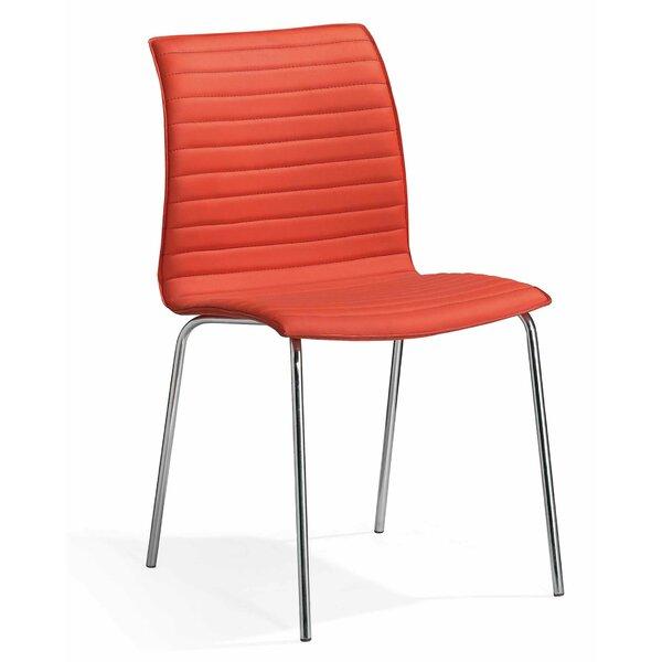 Kane Upholstered Dining Chair (Set of 4) by Orren Ellis