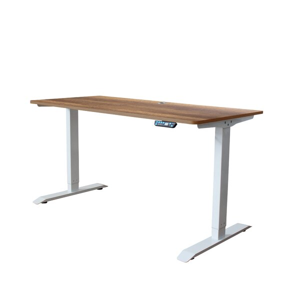 Estrella Ergonomic Height Adjustable Standing Desk by Symple Stuff