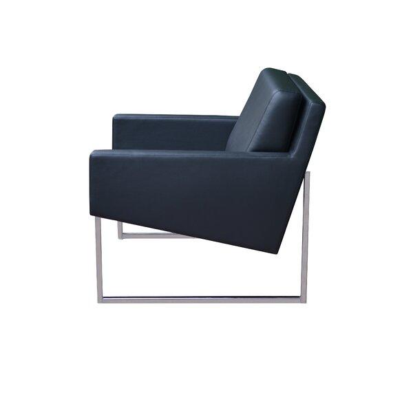 Nova Sled Lounge Chair by sohoConcept
