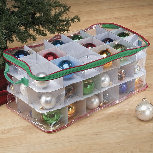 Ornament Storage by Miles Kimball