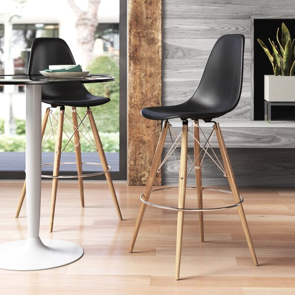 Charlotte Bar & Counter Stool By Nuevo