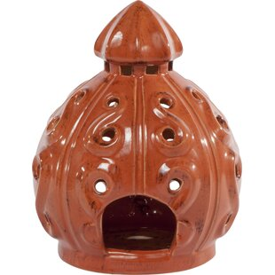 Affordable Fiesta Ceramic Lantern By World Menagerie