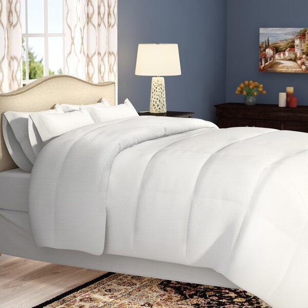 Single Reversible Comforter By Alwyn Home.