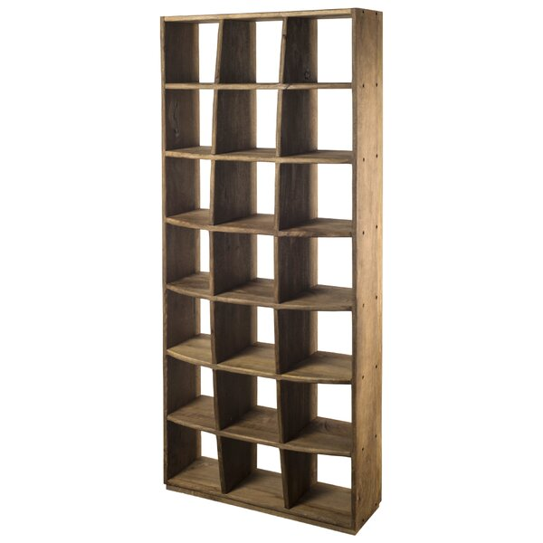Cyrill Standard Bookcase by Loon Peak