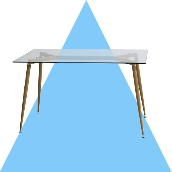 Devaney Dining Table by Hashtag Home