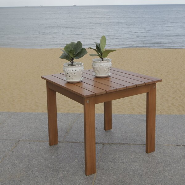 Updike Wooden Dining Table by Highland Dunes