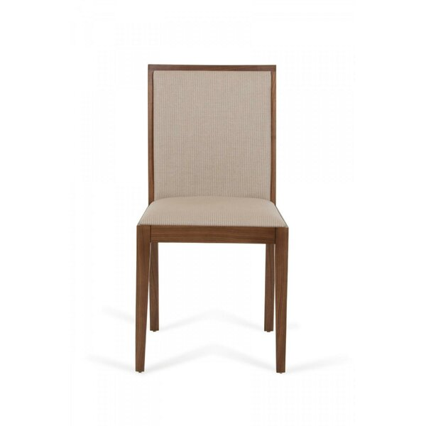 Rawtenstall Wooden Parsons Chair by Gracie Oaks