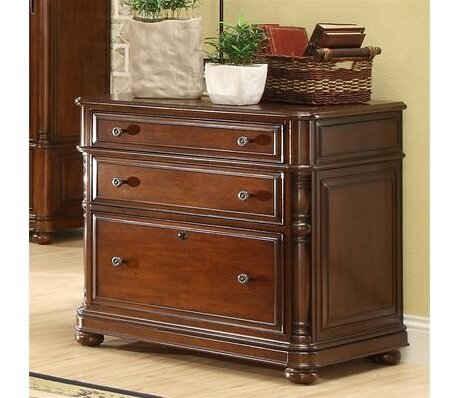 Finnerty 3 Drawer File Cabinet by Darby Home Co